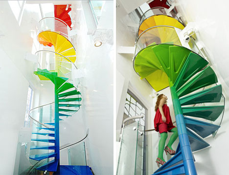 Rainbow-house-spiral-staircase